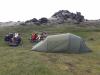 Wild kamperen/ freecamping