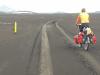 Heel veel lavazand/ a lot of lava sand