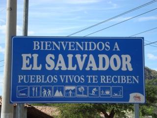 Hallo/ hello El Salvador