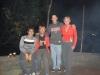 Met/ with Dennis en/ and Karol