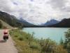 Langs meer/ alongside lake