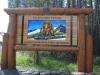 Naar/ to Banff