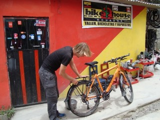 Fietsonderhoud/ bikemaintenance