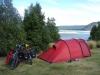 Mooie kampeerplek/ nice campingspot