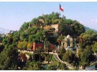 Santa Lucia hill