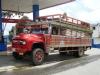 Busvrachtauto/ bustruck