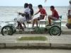Fietstaxi/ bike cab