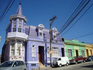 Gekleurde huizen/colored houses