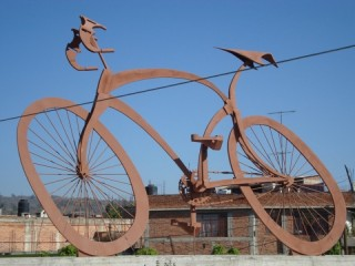 Fietskunst/ bike art