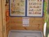Gezellig openbaar toilet/ cosy public toilet