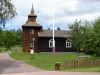 Houten kerk/ wooden church